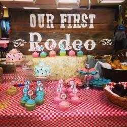 Year old boy girl twins western theme birthday party check it out