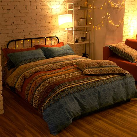 bohemian bedding set online buy wholesale bohemian duvet covers from china