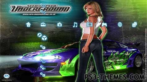 girl underground themes ps3 themes 187 search results for quot need for speed quot