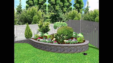 Garden Ideas Small Landscape Design Pictures Gallery Round Landscape Garden Ideas Small Gardens