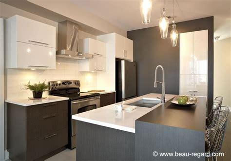armoire cuisine armoire de cuisine moderne contemporaine m 233 lamine