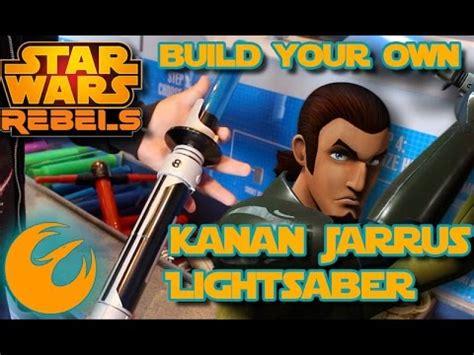 star wars build   kanan jarrus lightsaber toy