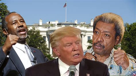 don king house don king ben carson fight over trump s quot white house negro quot cabinet position