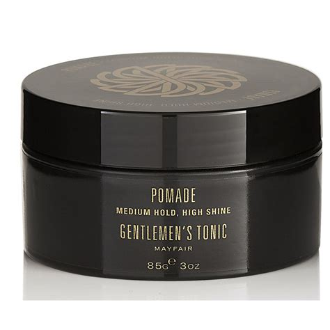 Pomade Boots gentlemen s tonic hair styling pomade 85g health