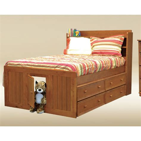 bed with drawers full full size captains bed with drawers 28 images full