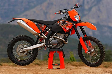 Ktm Exc F 250 Ktm 250 Exc F Photos And Comments Www Picautos