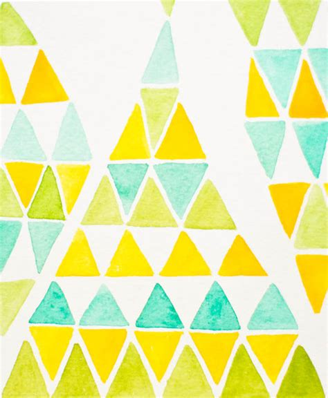 yellow green pattern watercolours green yellow pattern serena olivieri