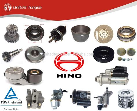 Spare Part Truck Hino hino truck spare parts view hino parts hino product details from guangxi nanning unitedtongda