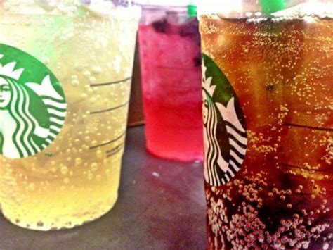 Starbucks Handcrafted Drinks - news starbucks testing handcrafted sodas brand