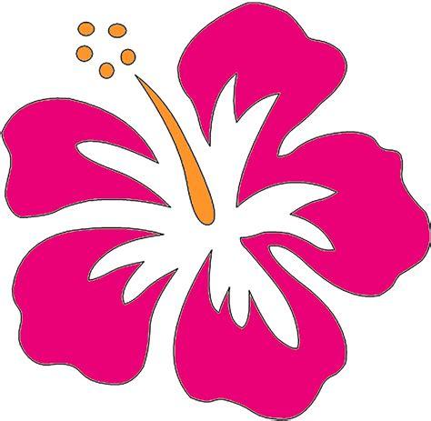 printable clip art hibiscus clipart clipart best