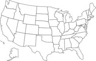united states map with states clip at clker