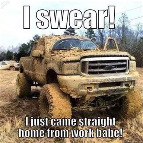 Lifted Truck Memes - 1000 ideas about trucks on pinterest peterbilt ford