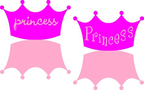 free s day photo card templates crown printable princess crown template clipart best