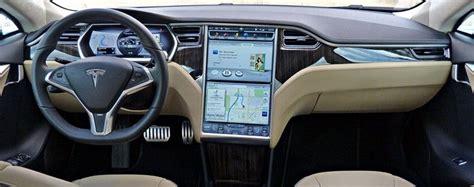 Tesla Model S Dashboard Tesla Model S Dashboard Tesla Image