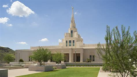 Lds Living New Phoenix Temple Open House Photos