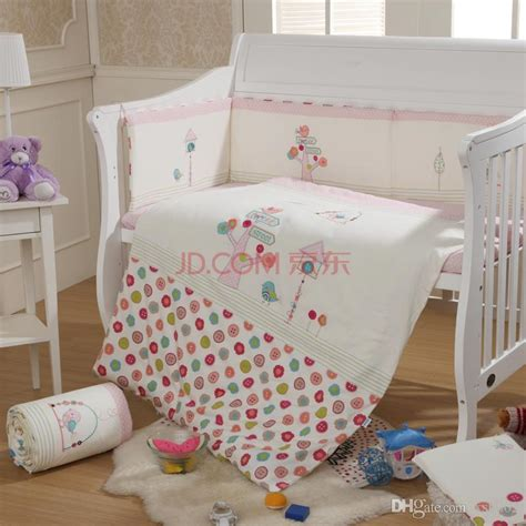 baby cot bedding sets baby bedding set crib bedding set 2016 cot bedding set