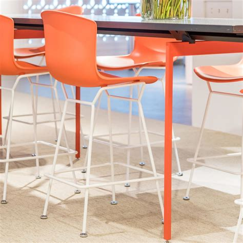 Bertoia Bar Stool by Bertoia Bar Stool By Knoll In The Shop