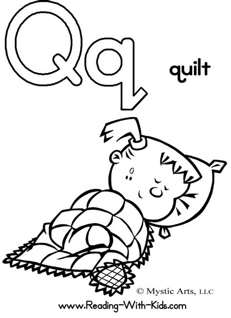preschool coloring pages letter q preschool letter coloring pages az coloring pages