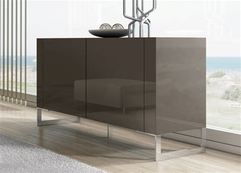 dois contemporary sideboard modern sideboards