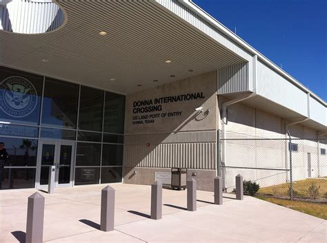 donna texas port  entry wikipedia