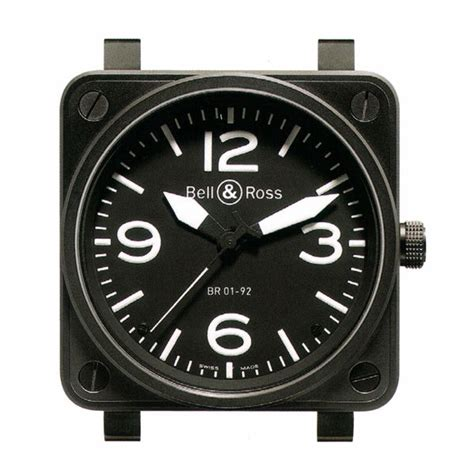 Tag Heuer Silverstone Bl bell and ross br01 92 price