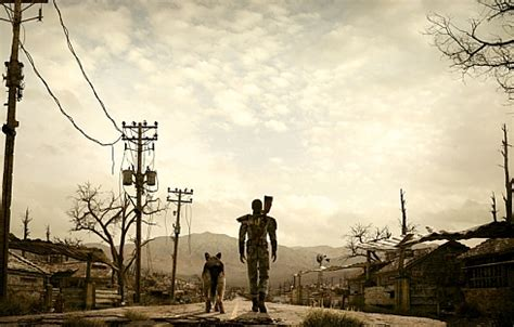 Fallout 3 The End bethesda no plans to patch fallout 3 s ps3 ending for end