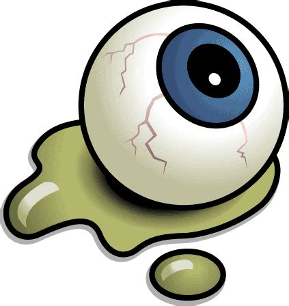 Eyeball Clipart Free by Clipart 101 Clip