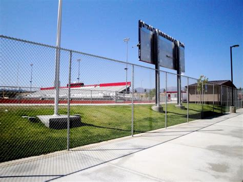 Football Fence Commercial by Commercial Fence Photo Gallery Page 1 All American