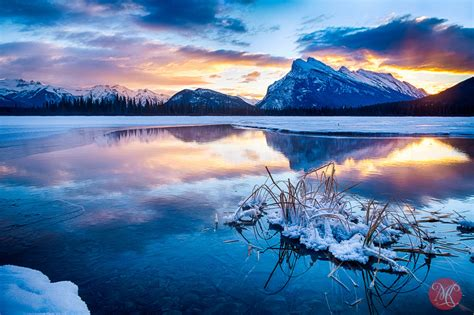Landscape Photography With Fuji X Pro1 Memories Of Banff With Fujifilm X Cameras And 14mm
