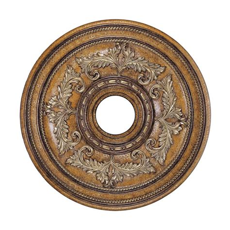 Medallions For Light Fixtures New Livex Bistro Fixture 8200 57 Ceiling Medallion Venetian Patina Lighting Ebay