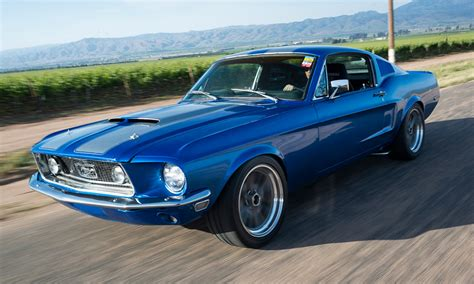 kit mustang 67 mustang shelby style kit maier racing