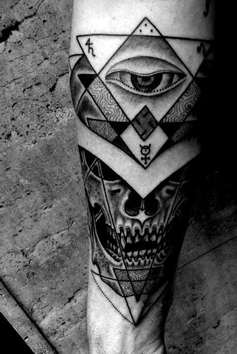 60 Eye Of Providence Tattoo Designs For Men - Manly Ink Ideas