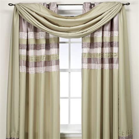 window curtain treatments contemporary window treatments panels 2011 home interiors