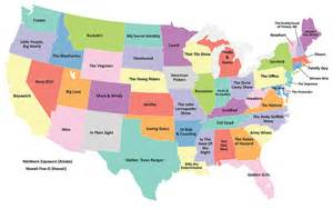 50 tv shows for 50 states an analysis flavorwire