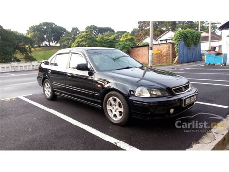 1996 Honda Civic Sedan by Honda Civic 1996 Vti 1 6 In Perak Automatic Sedan Black