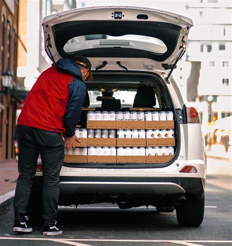 boston breweries offer curbside pickup beer delivery  pandemic