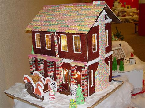 two story gingerbread house template decorating ideas for gingerbread houses