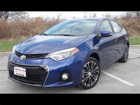 2015 Toyota Corolla S Plus Review New 2015 Toyota Corolla S Plus Review