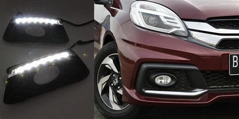 Lu Led Mobil Mobilio mengenal beda fungsi lu led dan drl