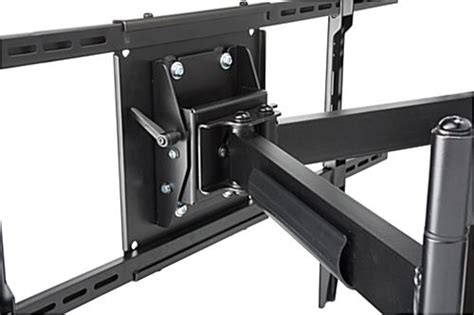 swing tv mount swing out tv mount heavy duty bracket for large screens