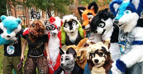meet  furries  spend thousands dressing   giant