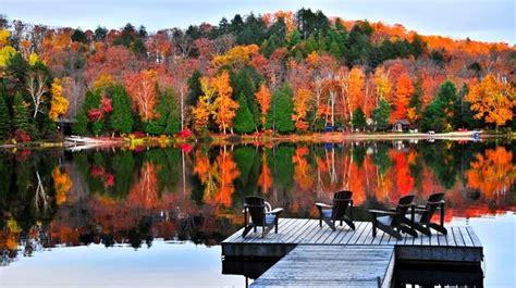 canada colors muskoka named 1 for canadian fall colours muskokaregion