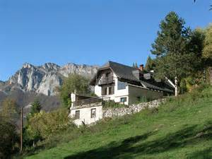 house in the mountains bulgarian mountain house