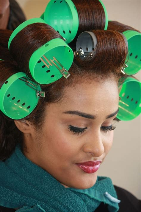 1000 images about hair rollers on pinterest home perm 1930 best images about hair curlers and hair rollers and