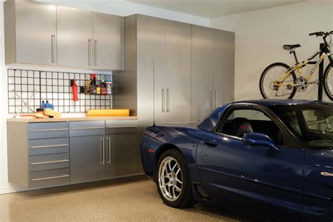 Garage Storage Above Car Car Garage Storage Solutions Railing Stairs And