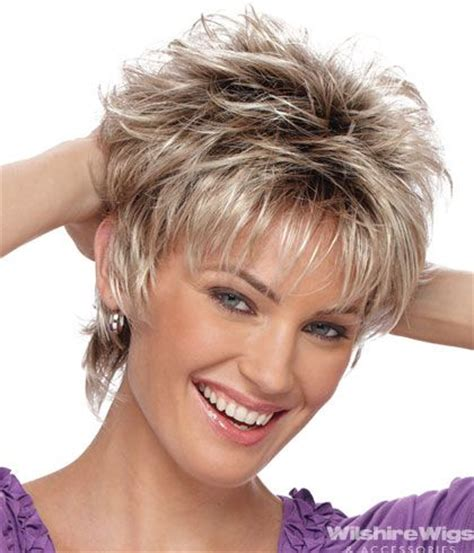 haircut express wilshire short shag wigs for women over 50 short hairstyle 2013