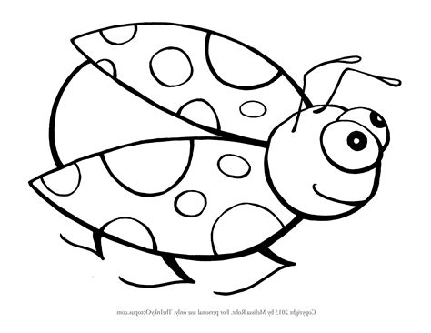 printable coloring pages ladybugs 1000 images about insects bocekler on mighty