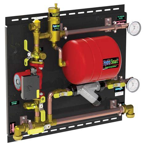 tek pro primary   zone boiler integrator panel