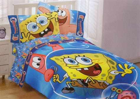spongebob bed spongebob kids bedding