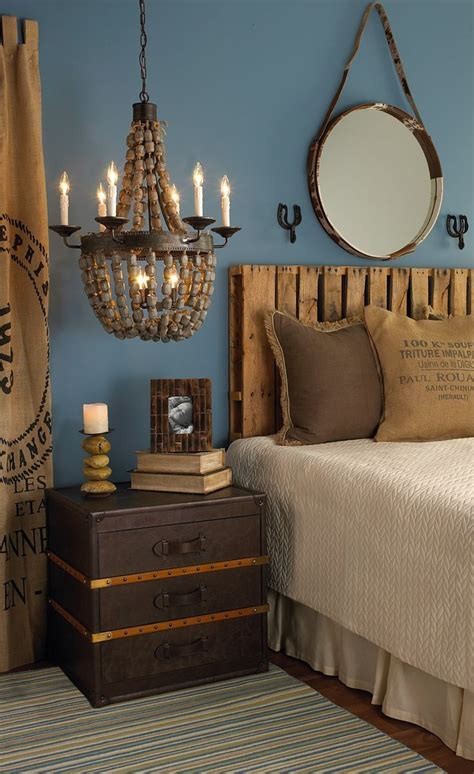 nautical headboard nautical nights a rustic watery bedroom perfect for a